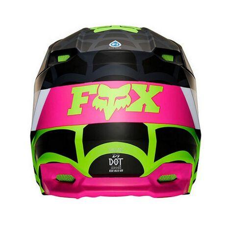 _Fox V2 Venin LE Helmet | 24870-001-P | Greenland MX_
