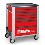 _Beta Tools Mobile Roller Cab with 7 Drawers | C24S-7-R-P | Greenland MX_
