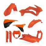 _Acerbis Plastic Full Kit  KTM EXC/EXC-F 14-15 Orange | 0017204.010-P | Greenland MX_