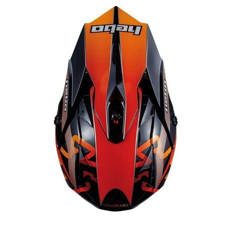 _Hebo MX Tracker Helmet Black | HC0616N | Greenland MX_