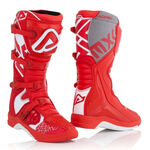 _Acerbis X-Team Boots Red/White | 0022999.343 | Greenland MX_