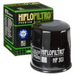 _Hiflofiltro Yamaha YFM 660 Grizzly 03-04 Oil Filter | HF303 | Greenland MX_