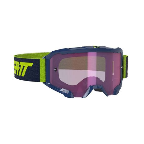 _Leatt Velocity 4.5 Iriz Goggles Ink/Purple 78% | LB8020001105-P | Greenland MX_