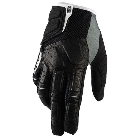 _Gloves 100% Simi MTB Black | 10003.001.00P | Greenland MX_