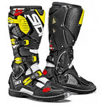 _Sidi Crossfire 3 Boots White/Black/Yellow Fluo | BSD3300400 | Greenland MX_