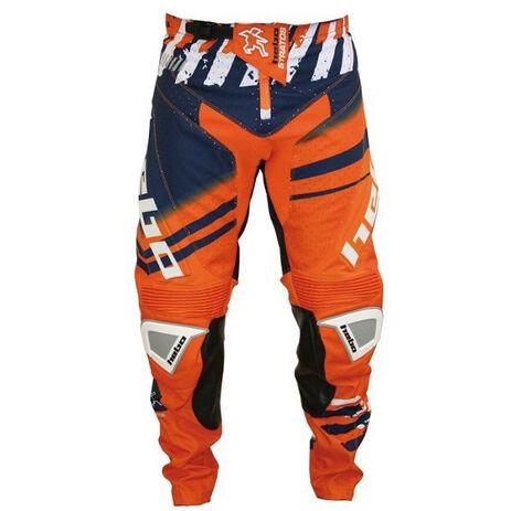 _Hebo End-Cross Stratos Pants Orange   HE3537T   Greenland MX_