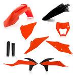_Acerbis KTM EXC/EXC F 2020 Plastic Full Kit   0024054.553-P   Greenland MX_