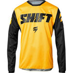 _Shift Whit3 Label Ninety-Seven Jersey Yellow | 19323-005-P | Greenland MX_