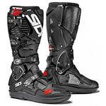_Sidi Crossfire 3 SRS Boots Black | BSD3212200 | Greenland MX_
