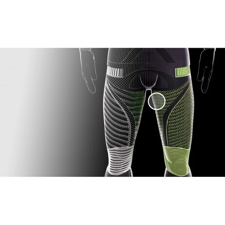 _X-Bionic Moto Energizer 4.0 Thermal Pants | NG-MP02S19M-B019-P | Greenland MX_