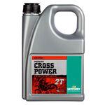 _Motorex Cross Power 2T Oil 4 Liters   MT003I002T   Greenland MX_