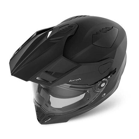 _Airoh Comander Helmet Black   CM11   Greenland MX_