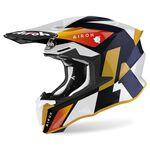 _Airoh Twist 2.0 Lift Helmet White/Blue   TW2LF38   Greenland MX_