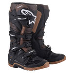 _Alpinestars Tech 7 Enduro Boots Black/Brown   2012114-1089   Greenland MX_