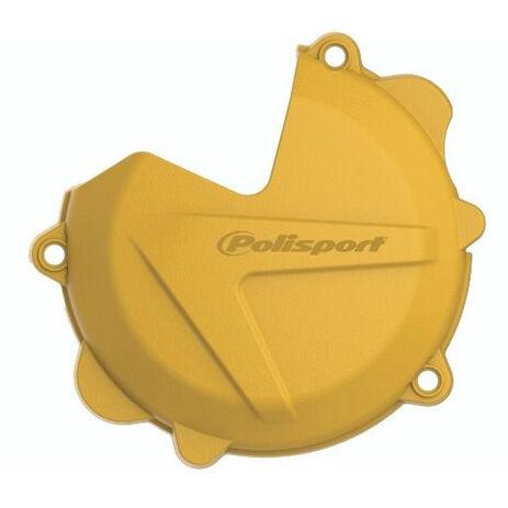 _Husqvarna TC 250 14-15 TE 250/300 14-16 Clutch Cover Protection Yellow | 8460200004 | Greenland MX_