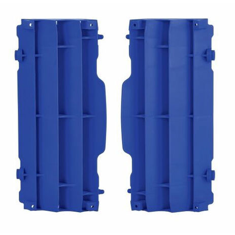 _Husqvarna FC/TC 14-15 FE/TE 14-16 Radiator Louver Kit Blue | 8455300003 | Greenland MX_