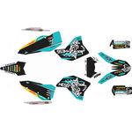 _KTM EXC/EXC-F 08-11 Full Sticker Kit WESS   SK-KTEXC0811WSTU-P   Greenland MX_