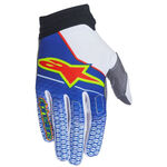 _Alpinestars Aviator Limited Edition Gloves Red Bud | 3560317-723 | Greenland MX_