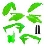 _Acerbis Kawasaki KX 450 F 16-17 Kit Full Fluor Green   0021843.131-P   Greenland MX_