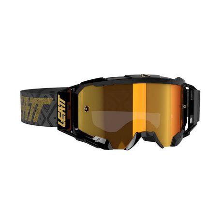 _Leatt Velocity 5.5 Iriz Goggles Black/Bronze 22% | LB8020001015-P | Greenland MX_