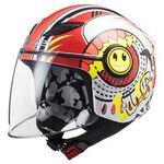 _LS2 Funny Mini OF602 Sluch Youth Helmet   306022232-P   Greenland MX_
