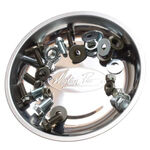 _Magnetic parts dish stainless steel | 08-0485 | Greenland MX_