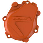 _KTM SX-F 450 16-18 Husqvarna FC 450/FS 450 16-18 Ignition Cover Protector Orange | 8463900002 | Greenland MX_