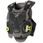 _Alpinestars A-4 Max Chest Protector | 6701520-1155 | Greenland MX_
