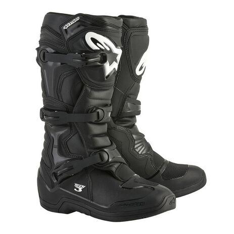_Alpinestars Tech 3 Boots Black | 2013018-10 | Greenland MX_