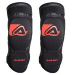 _Acerbis Soft Knee Guards Black/Red | 0023454.323 | Greenland MX_