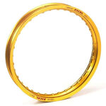 _Honda Rear Excel Rim 19 x 2.15 32 H Gold | GEG411 | Greenland MX_
