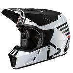 _Leatt GPX 3.5 V19.2 Helmet White | LB101910222 | Greenland MX_