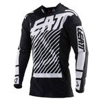 _Leatt GPX 4.5 Lite Jersey Black | LB5019011250P | Greenland MX_