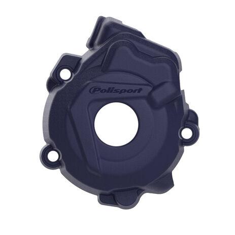 _Husqvarna FC 250/350 14-15 Ignition Cover Protector Polisport Blue | 8461500003 | Greenland MX_