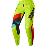 _Shift White Label Tarmac Youth Pants Yellow Fluor | 17220-130 | Greenland MX_