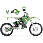 _Graphic Kit Blackbird Kawasaki KX 125/250 99-02 | 2409E | Greenland MX_