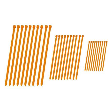_4MX Zip Ties Orange | 4MX-ZT-OR | Greenland MX_