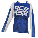 _Acerbis MX J-Windy Two Vented Youth Jersey Blue/White | 0024781.245 | Greenland MX_