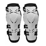 _Polisport Devil Knee Guard Pair White | 8001500016 | Greenland MX_