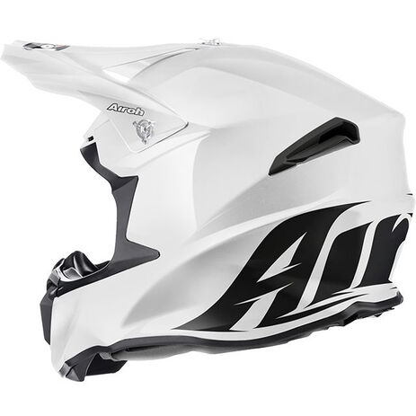 _Airoh Twist Helmet White Gloss | TW14 | Greenland MX_