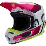 _Fox V1 Tro Helmet | 25822-130-P | Greenland MX_