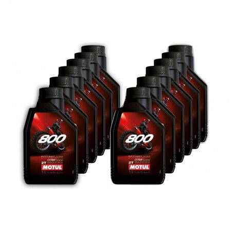 _Motul Oil 800 FL OFF ROAD Box 12 Liters | MT-104038-12 | Greenland MX_