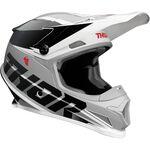 _Thor Sector Fader Helmet | 011067BN-P | Greenland MX_