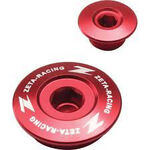_Zeta Yamaha WR 250 F 01-02 WR 250 R/X 07-17 YZ 250 F 01-13 Engine Plugs Red | ZE89-1410 | Greenland MX_