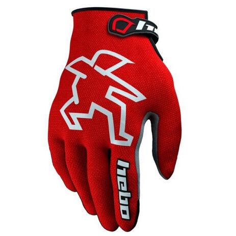_Hebo Trial Nano Pro II Gloves Red | HE1159R | Greenland MX_