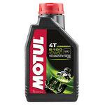 _Motul Oil  5100 10W40 4T 1L | MT-104066 | Greenland MX_