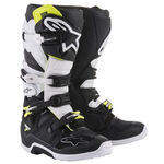 _Alpinestars Tech 7 Boots Black/White | 2012014-12 | Greenland MX_