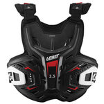 _Leatt Chest Protector 2.5 Black | LB5017120110 | Greenland MX_
