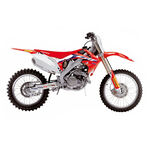 _Blackbird Replica Team HRC 2020 Honda CRF 250 10-13 450 09-12 Decal Kit + Seat Cover | 8142R21 | Greenland MX_