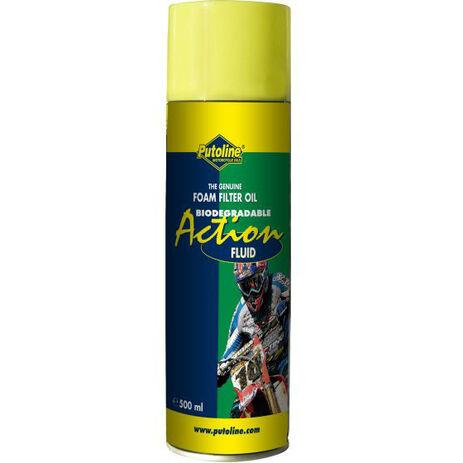 _Putoline Action Fluid Bio Spray Air Filter Oil 600 ml | PT70031 | Greenland MX_